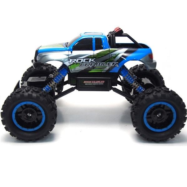 HB RC auto Rock Crawler 2,4GHz 1:14 4x4 - modrý