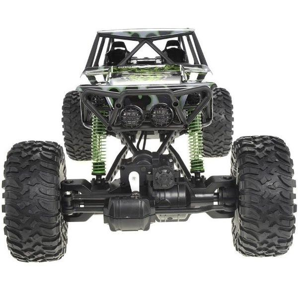 HB RC auto Rock Crawler 2,4GHz 1:10 4x4 -  zelený