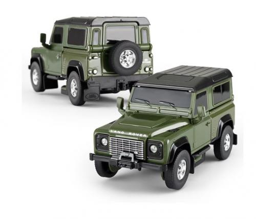 Transformer Land Rover Defender 1:32